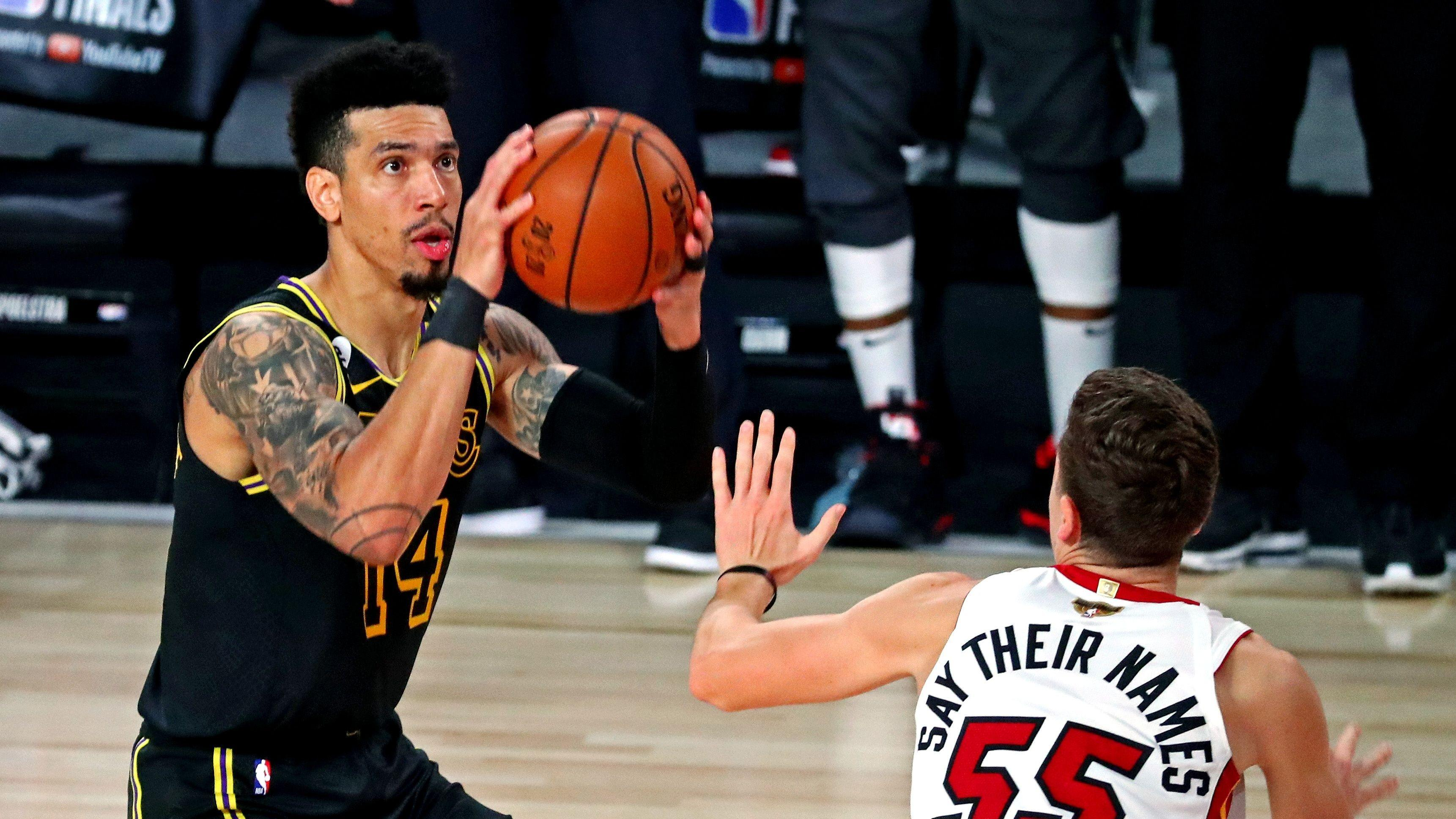 Danny Green Responds To Death Threats After Nba Finals Game 5 Missed Shot
