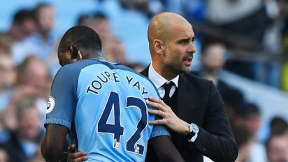 What should Man City do with Yaya Toure?