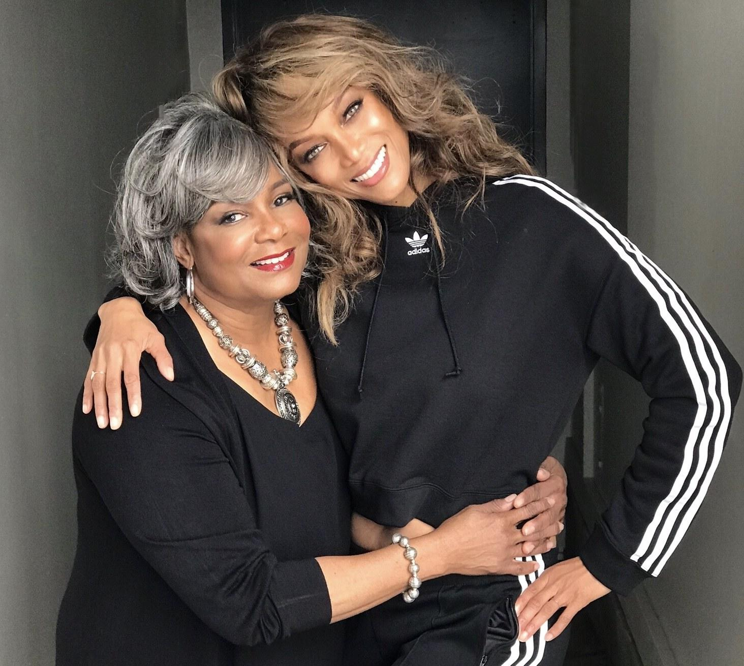 Tyra Banks Agency: Tyra Banks Wouldn't Have Made It If Her Mom Didn't Support