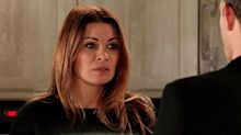 """Corrie's Kym Marsh """"can't wait"""" for Alison King reunion"""