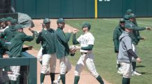 Michigan State Baseball Drops Two of Three to Wolverines