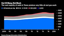 Texas, Like OPEC,Can't Turn Back Time for Oil
