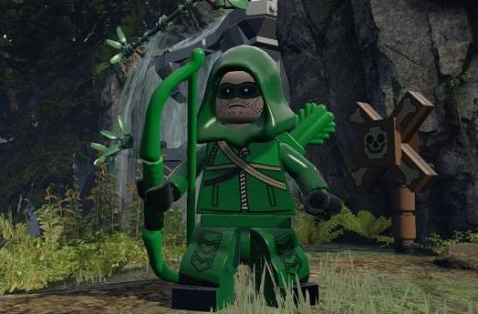 Lego Batman 3 trailer casts Arrow's Amell, Conan O'Brien