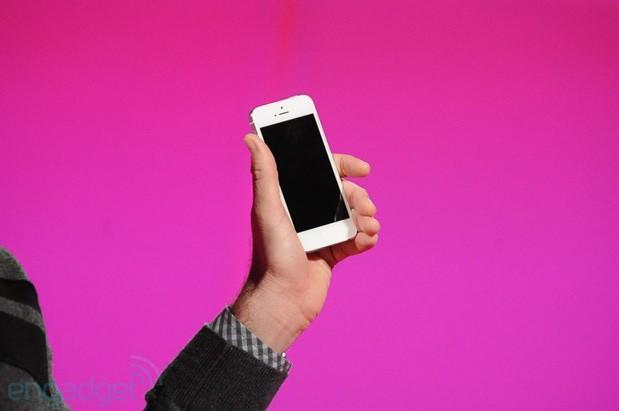 T-Mobile trade-in offer drops iPhone 5 upfront price to $0 for 4, 4S owners