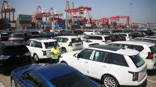 China suspends 25 percent increased tariffs on U.S. vehicles, auto parts