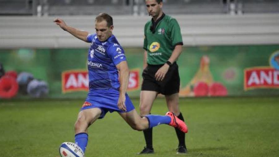 Rugby - Top 14 - Top 14 : Castres s'offre un petit bol d'air en battant le Racing 92