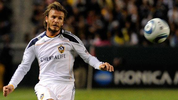 Exclusive: Beckham on what an MLS title would mean