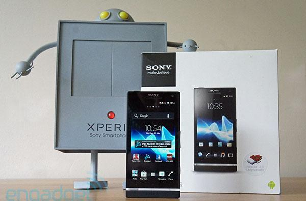 Engadget's first UK Giveaway: win one of three Sony Xperia S phones!