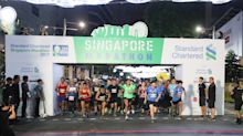 Free training programmes for full marathon participants at StanChart Singapore Marathon