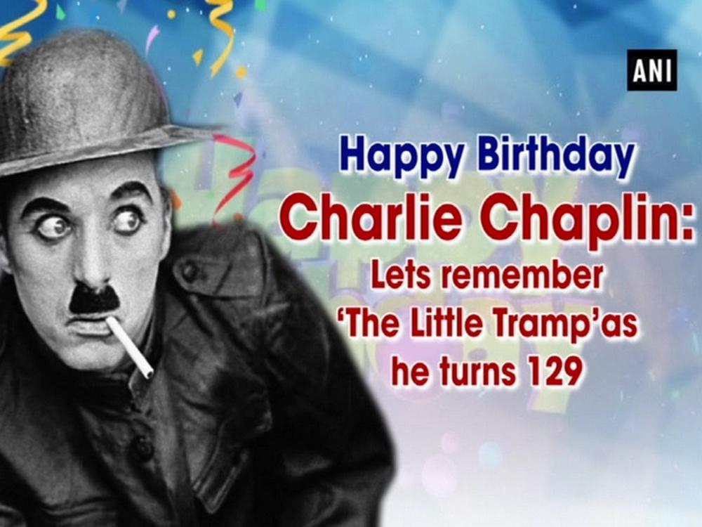 an introduction to the life and work of charlie chaplin Watch video iconic actor charlie chaplin was known for his lovable  through his work, chaplin came to be known  nearing the end of.