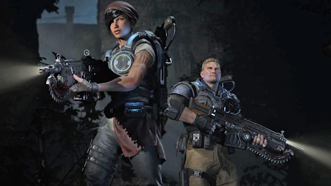 'Gears of War 4' hits Xbox One on October 11th