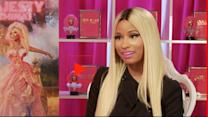 Nicki Minaj Talks Miley Cyrus Collaboration & Acting with Cameron Diaz