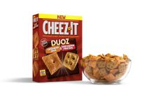 Cheez-It® Creates Unique Snacking Experience With Two New Duoz® Varieties
