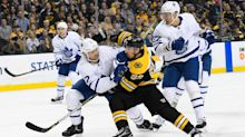 Bruins shine spotlight on what ails Maple Leafs