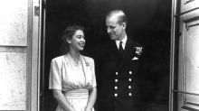 Los 70 años de matrimonio de la reina y el duque de Edimburgo en fotos