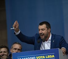 For Salvini, U.S. Trip Is a Dream Come True... If Trump Sees Him