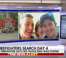 Missing firefighter's tackle bag found floating off Florida coast
