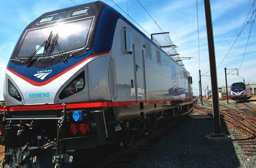 Amtrak to roll out high-efficiency trains with regenerative braking (video)