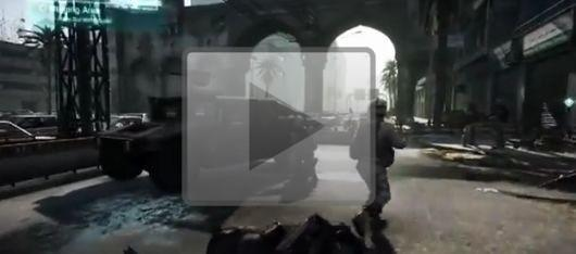 Battlefield 3 gameplay video, now with developer commentary