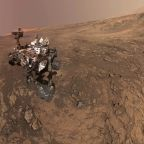 NASA's Mars Curiosity rover has been on the Red Planet for 2,000 days