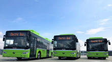 At least 60 electric buses to be deployed from early next year: LTA