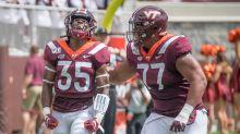 2021 NFL draft film room: Virginia Tech OT Christian Darrisaw