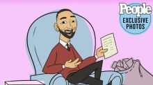 John Legend Celebrates Valentine's Day with Real Love Stories in New Animated Facebook Series