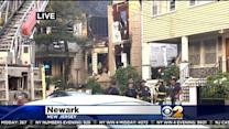 Three Homes Damaged By Fire In Newark; No Injuries Reported