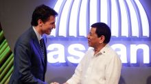 Duterte questions if Trudeau should be PM after helicopter deal cancelled