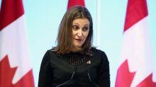 Canada hails progress on crucial autos file at NAFTA talks