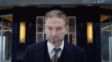 Review: Overstuffed, overcomplicated 'Murder on the Orient Express' veers off the rails