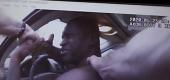 George Floyd's arrest. (DailyMail.com via CBS 4 WCCO Minnesota)