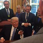 Trump's Evangelical Advisors Largely Silent On His Handling Of Charlottesville Violence