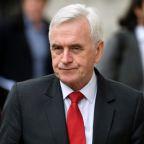 UK Labour must back 'public vote' on Brexit after EU vote: McDonnell