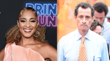 'The Real' co-host Amanda Seales says registered sex offender Anthony Weiner shouldn't be allowed in son's school