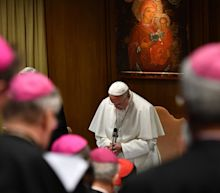 Pope Francis presents action plan for tackling clerical sex abuse but victims dismiss it as inadequate