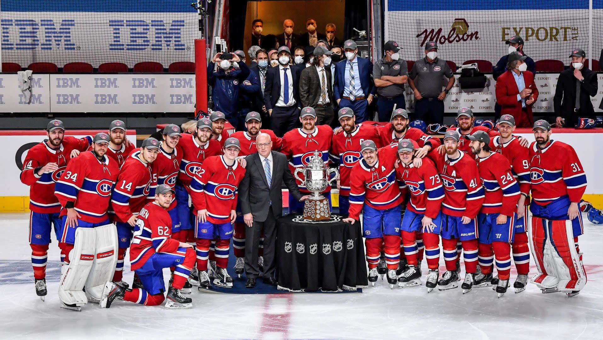 Artturi Lehkonen sends Canadiens to Stanley Cup Final with overtime goal