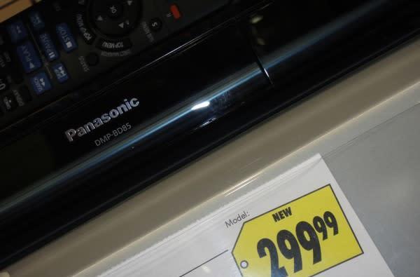 Latest round of LG, Panasonic and Samsung Blu-ray players begin retail invasion