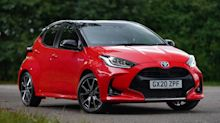 Toyota Yaris is 2021 Car of the Year