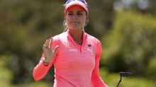 Thompson turns up heat at US Women's Open