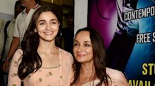 Alia, Ranbir, KJo attend the special screening of 'Raazi'
