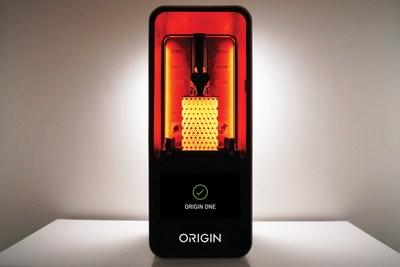 "Origin to Unveil ""Origin One"" at RAPID; New Manufacturing-Grade 3D Printing System Enables Additive Mass Production"