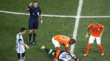Javier Mascherano status for World Cup final to be decided Thursday