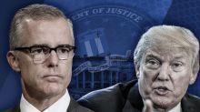Andrew McCabe exacts tell-all revenge on Donald Trump