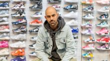 From lawyer to professional sneakerhead: 'There's much more to this industry than just flipping your favorite pair of sneakers'