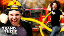 WE ARE EMERGENCY SERVICES! (Grand Theft Smosh)