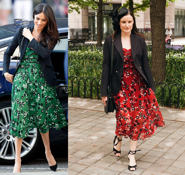 0f8d20e916 Becoming Meghan Markle: One Vogue Writer Puts Royal Fashion Protocol ...