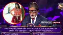 Tanushree Dutta On Amitabh Bachchan Calling Her 'Very Brave' In KBC: 'That Was Cool And I'm Glad'- EXCLUSIVE