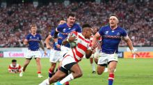 Rugby World Cup 2019: best photos from the group stages