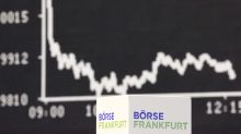 European stock markets close lower red after micro flash-crash